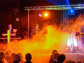 orchestre variété spectacle musiques