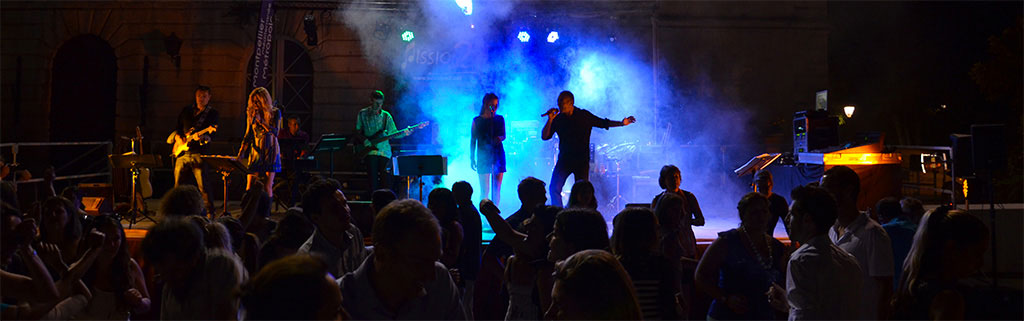 orchestre soirée entreprise Toulon