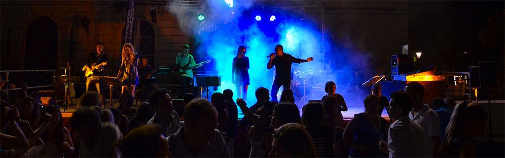 orchestre soirée entreprise Nîmes